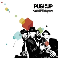 Grand Day Of Quincy Brown-Push Up Nkake-CD
