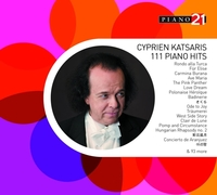 Hundred And Eleven Piano Hits-Cyprien Katsaris-CD
