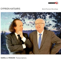 Transcriptions By Karol A. Penson-Cyprien Katsaris-CD