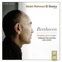 Complete Piano Sonatas-Abdel Rahman El Bacha-CD