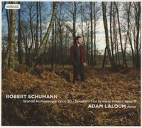 Grande Humoresque-Adam Laloum-CD