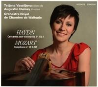 Concertos Pour Violoncelle n' 1 & 2-Vassiljeva Orch. Royal de Wallonie-CD