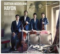 String Quartets Op.50 76 & 77-Modigliani Quartet-CD