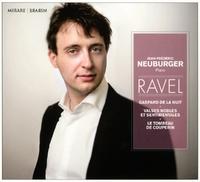 Gaspard De La Nuit Valses-Jean-Frederic Neuburger-CD