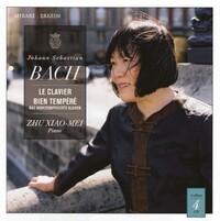 Das Wohltemperierte Klavier-Zu Xiao-Mei-CD