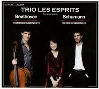 Piano Trios-Trio Les Esprits-CD