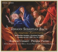 In Tempore Nativitatis-Ricercar Consort-CD