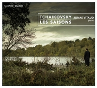 Les Saisons-Jonas Vitaud-CD