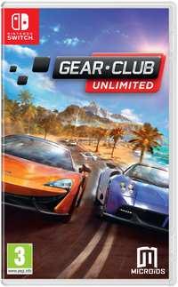Gear Club Unlimited-Nintendo Switch