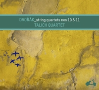 String Quartets 10&11-Talich Quartet-CD