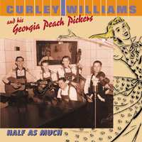 Half As Much-Curley Williams & His-CD
