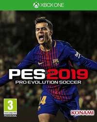 Pro Evolution Soccer 2019-Microsoft XBox One
