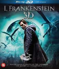I Frankenstein (3D En 2D Blu-Ray)-3D Blu-Ray