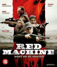 Red Machine-Blu-Ray
