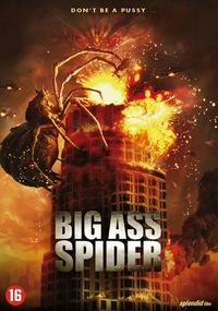 Big Ass Spider-DVD