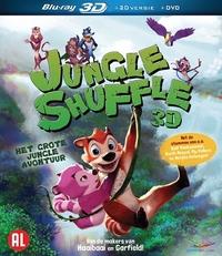 Jungle Shuffle (3D En 2D Blu-Ray + DVD)-3D Blu-Ray