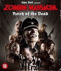 Zombie Massacre 2 - Reich Of The Dead-Blu-Ray