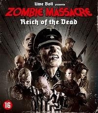 Zombie Massacre 2 - Reich Of The Dead-Blu-Ray