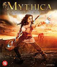 Mythica - A Quest For Heroes-Blu-Ray