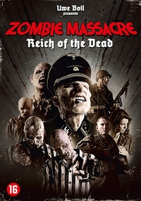 Zombie Massacre 2 - Reich Of The Dead-DVD