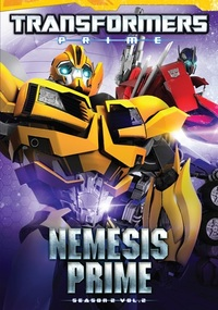 Transformers Prime - Seizoen 2 (Deel 2) Nemesis Prime-DVD