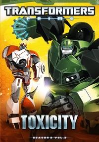 Transformers Prime - Seizoen 2 (Deel 3) Toxicity-DVD