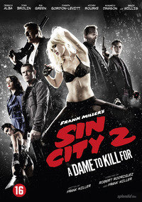 Sin City 2 - A Dame To Kill For-DVD