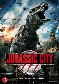 Jurassic City-DVD