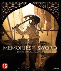 Memories Of The Sword-Blu-Ray