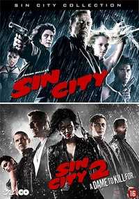 Sin City 1 & 2-DVD