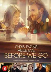 Before We Go-DVD