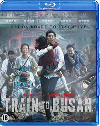 Train To Busan-Blu-Ray