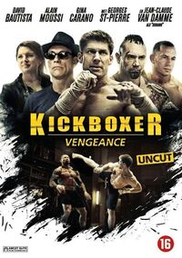 Kickboxer - Vengeance-DVD