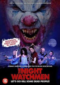 The Night Watchmen-DVD