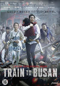 Train To Busan-DVD