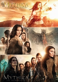 Mythica Box-DVD
