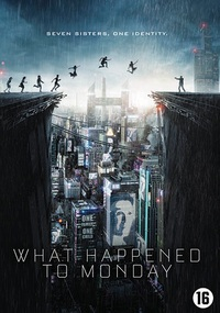 What Happened To Monday-DVD