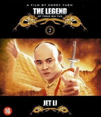 Jet Li Collection - The Legend-Blu-Ray