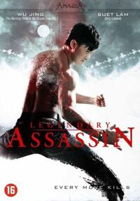 Legendary Assassin-DVD