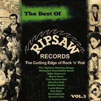 Best Of Ripsaw Records Vol.3--CD