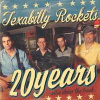20 Years Rollin' Down The Track-Texabilly Rockets-CD