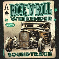 Walldorf Rock'n'roll Weekender 2013--CD