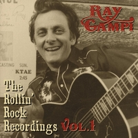 The Rollin' Rock Recordings Vol.1-Ray Campi-CD
