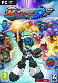 Mighty No 9-PC CD-DVD