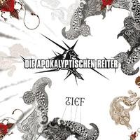 Tief Tiefer -LTD--Die Apokalyptischen Reiter-LP