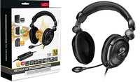 Speedlink Medusa Gaming Headset - NX 5.1 Zwart (PS3 + Xbox 360)-Accessoires