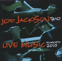 Live Music-Joe Jackson-CD