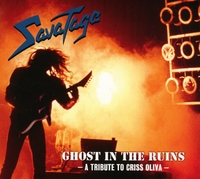 Ghost In The Ruins-Savatage-CD