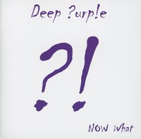 Now What?!-Deep Purple-CD