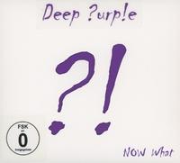 Now What?! -CD+DVD--Deep Purple-CD